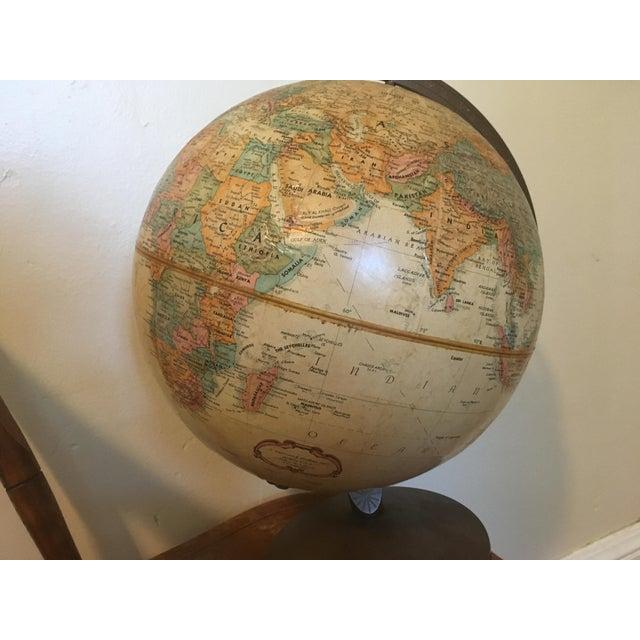 "Vintage 1990 Replogle World Classic Series 12"" Diameter Globe For Sale In Boston - Image 6 of 13"