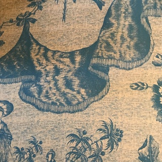 Michael S Smith Jasper Chinese Toile Fabric - 2 Yards Preview