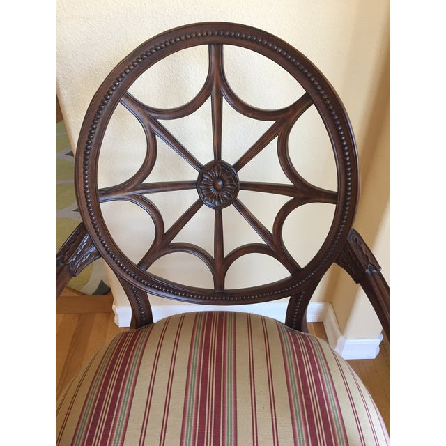 Cristal Chair From Ethan Allen - Image 6 of 6