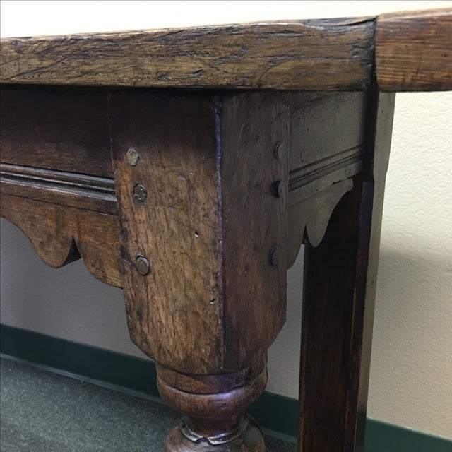 Vintage Console or Sofa Table - Image 10 of 11