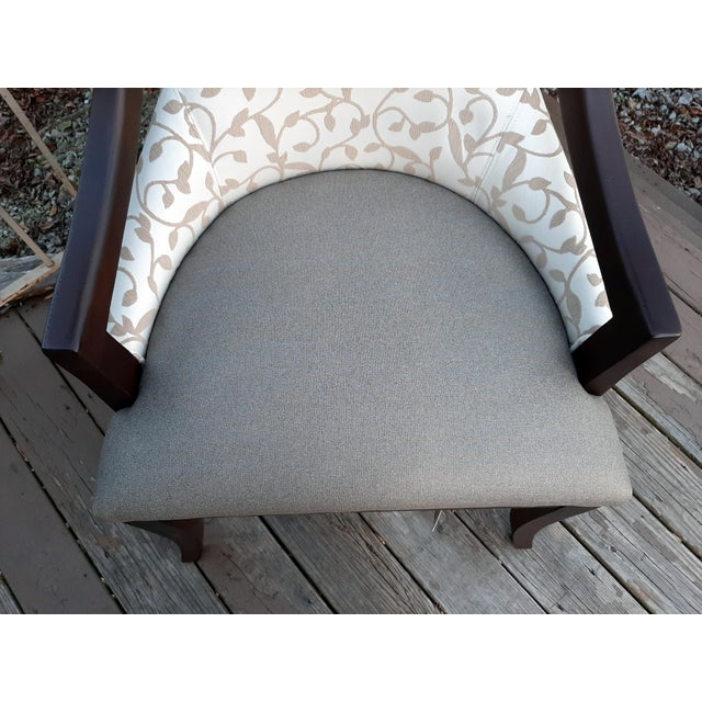 Fairfield Caldwell Occasional Chair For Sale - Image 6 of 13
