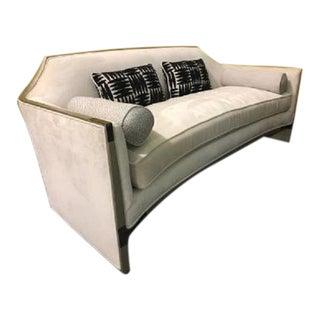 """Caracole Classics """"Simply Put"""" 76"""" Sofa For Sale"""