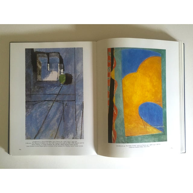 """"""" Matisse Retrospective """" Rare 1990 Iconic Oversized Volume Collector's Hardcover Art Book For Sale - Image 11 of 13"""