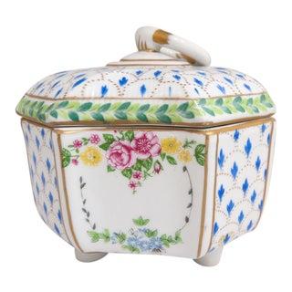 Antique Paris Royal Covered Pot For Sale