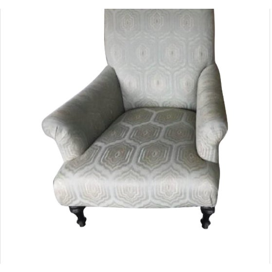 Pair of Upholster chairs. Would look great in a family room.