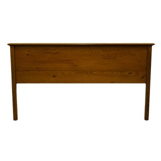 Mid Century Modern Kroehler Furniture Full Size Headboard For Sale