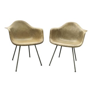 1st Generation Eames Chairs - A Pair