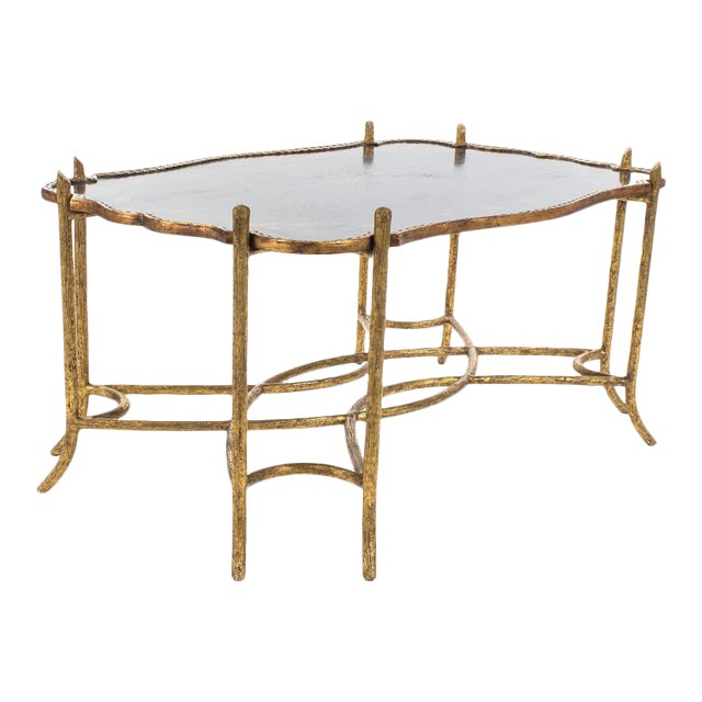 Dennis and Leen Chinoiserie Coffee Table - Image 1 of 4