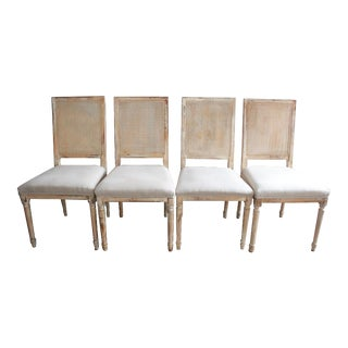 Dining Room Chairs - Set of 4 For Sale