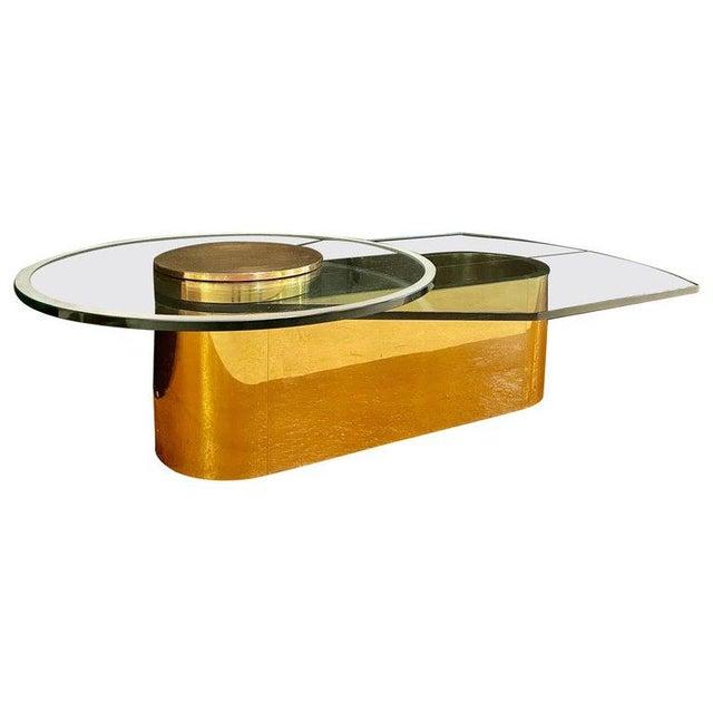 Dakota Jackson Self Winding Coffee Table For Sale - Image 12 of 12