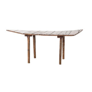 19th Century Contemporary Shipwreck Table For Sale