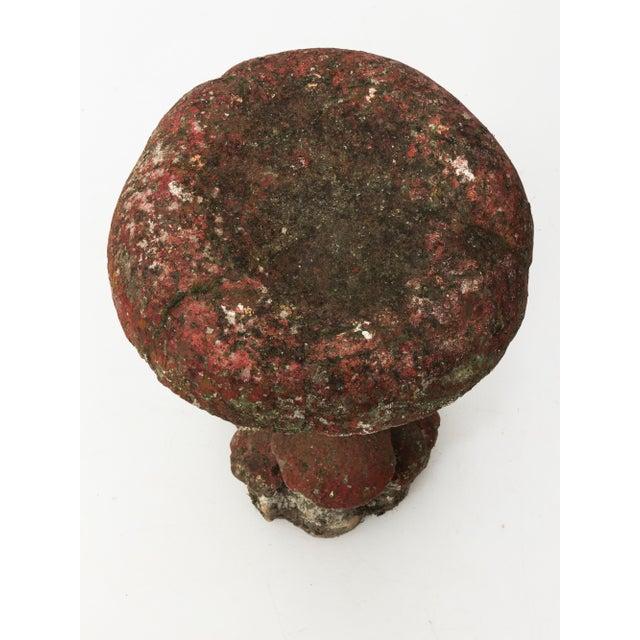 Garden Mushroom Stool For Sale In New York - Image 6 of 8