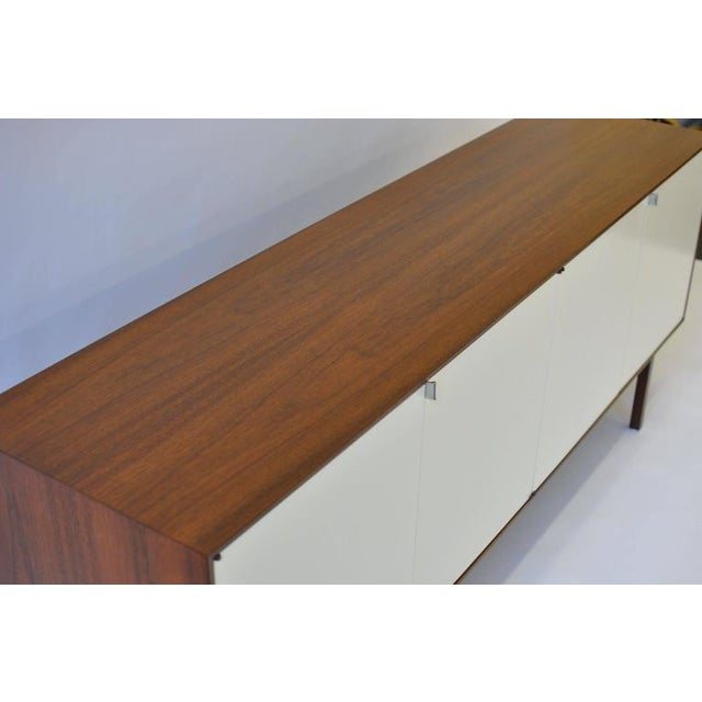 Florence Knoll Credenza - Image 6 of 9