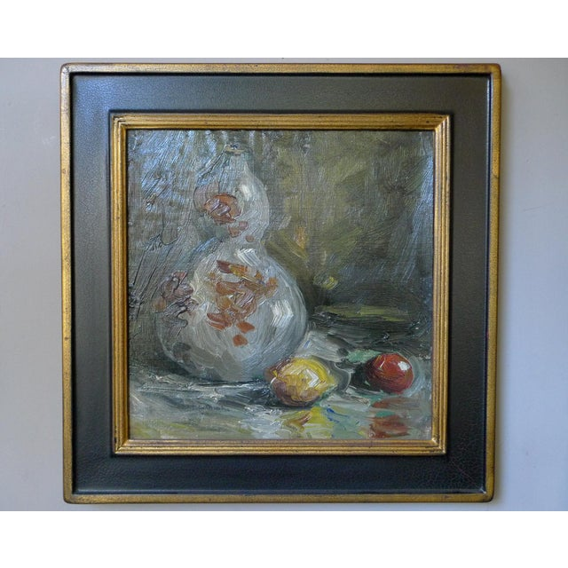 Still Life Painting by Merton Clivette - Image 2 of 5
