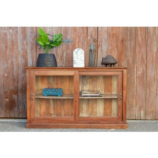 British Colonial Display Sideboard Preview