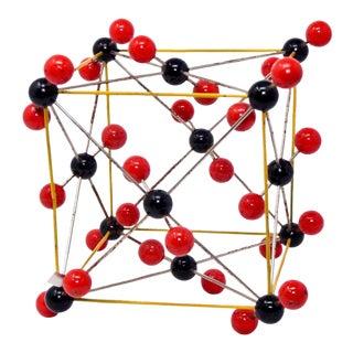 Vintage Molecular Model of Carbon Dioxide Co2 For Sale