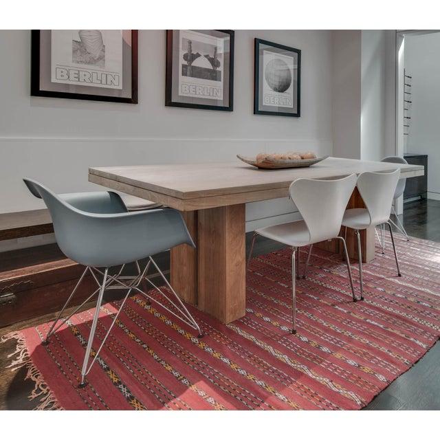 Teak Kitchen Table Design within reach kayu teak dining table chairish design within reach kayu teak dining table image 4 of 11 workwithnaturefo