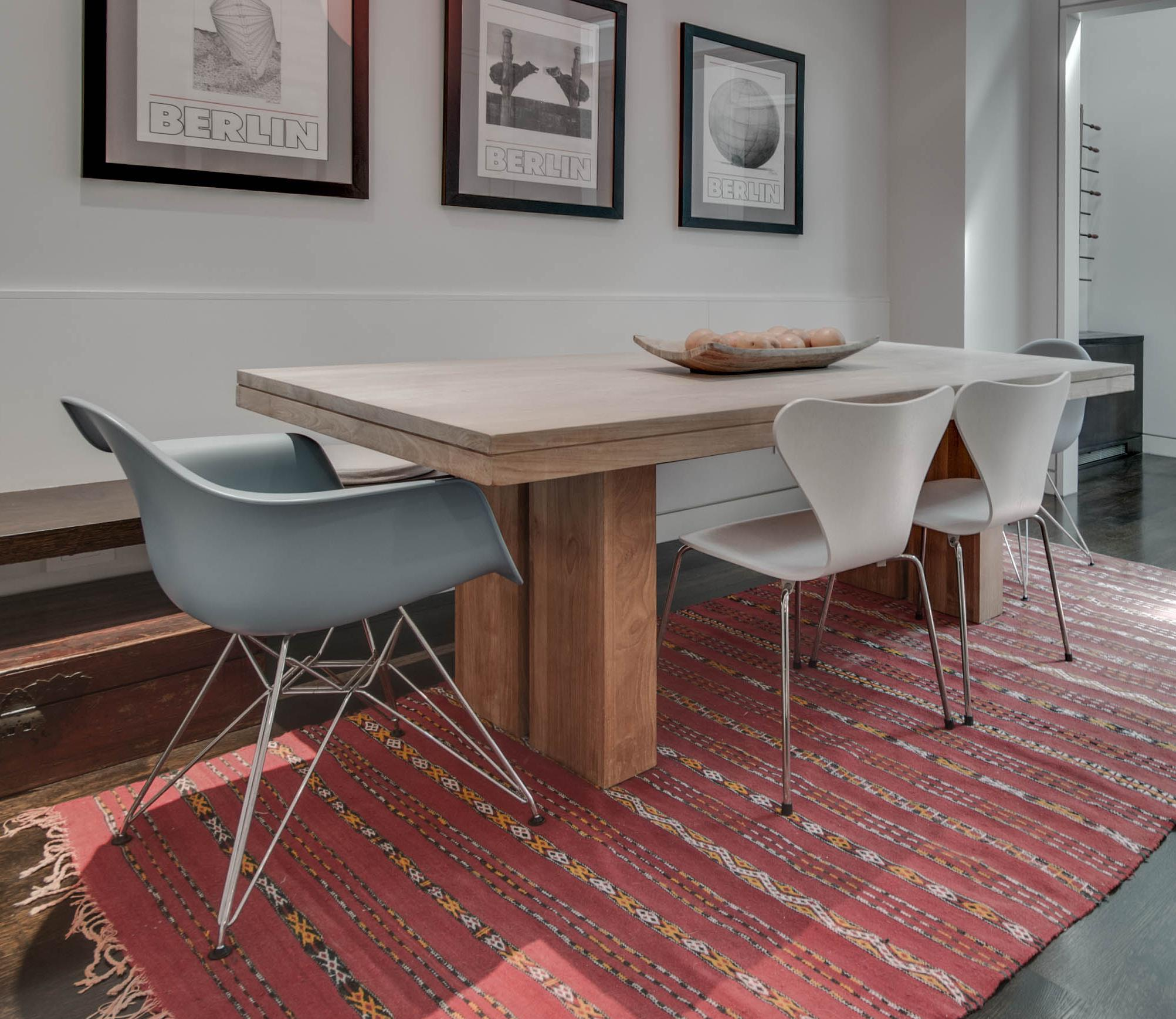 Design Within Reach Kayu Teak Dining Table   Image 4 Of 11