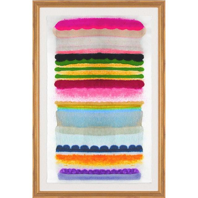 "Kristi Kohut ""Heartbeat Stripe"" Fine Art Print - Image 2 of 2"