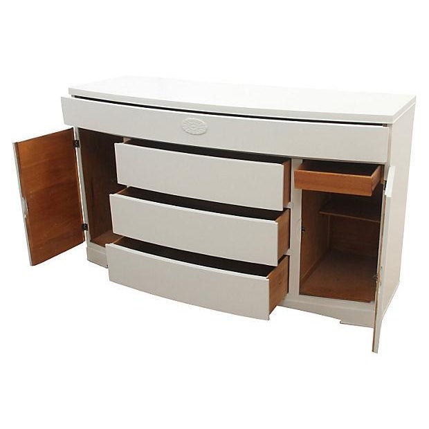 Mid Century Bow Front Sideboard - Image 3 of 7