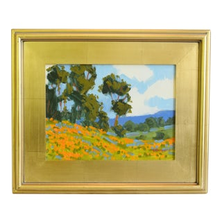 M.Graison, California Plein Air Coastal Landscape Painting