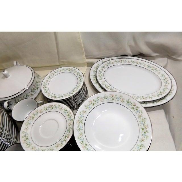 Vintage Noritake Savannah Dinnerware For Sale - Image 6 of 10