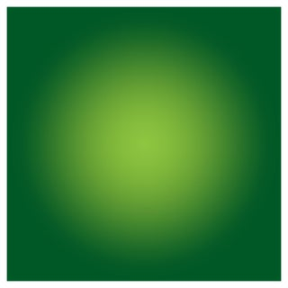Green Halo by Alejandro Franseschini Print For Sale
