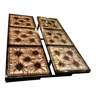 McCollin Bryan Resin Benches or Tables - A Pair For Sale