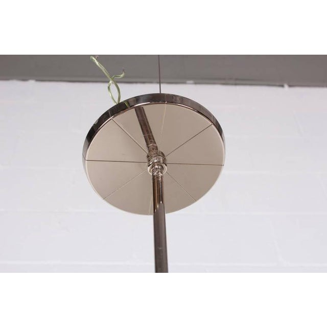 Large Chandelier by Tommi Parzinger For Sale - Image 9 of 10