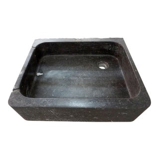 Antique Stone Sink For Sale