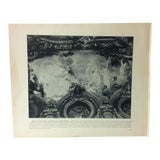"Image of Antique Glimpses of the Dance - Concert Hall - Monte Carlo"", 1890 For Sale"