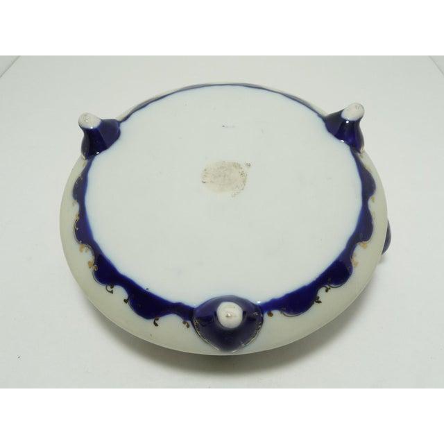 Antique Nippon Biscuit Jar - Image 7 of 7