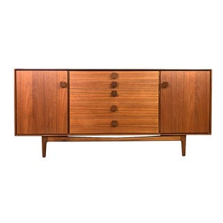 1960s Mid Century Modern Kofod Larsen for G Plan Teak Credenza For Sale