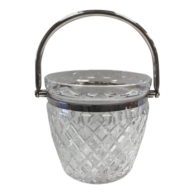 Image of Waterford Crystal Ice Bucket