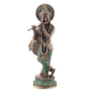 Krishna Bronze Statue For Sale