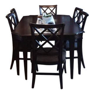 Lane Gramercy Park Dining Set For Sale