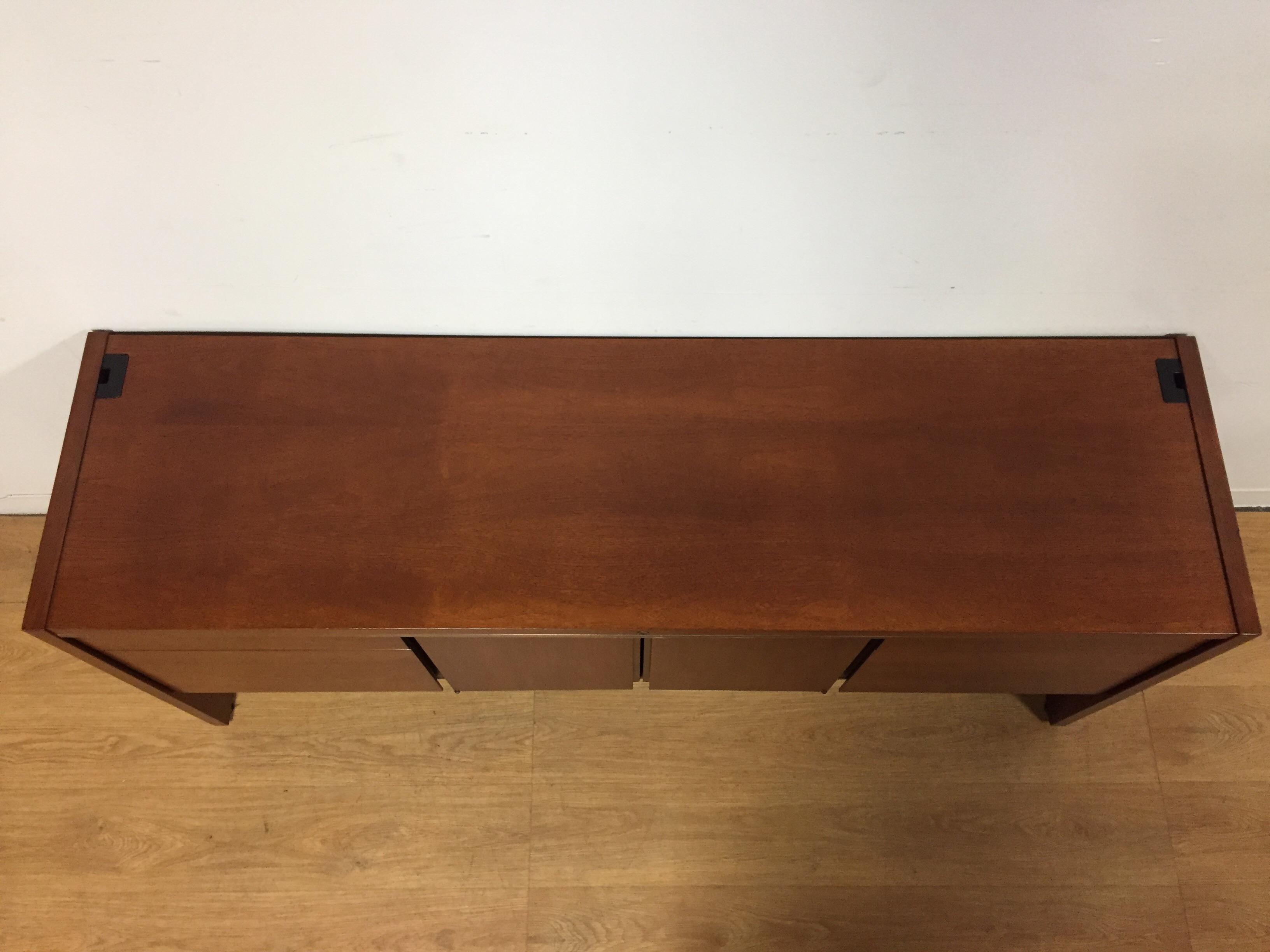 Kimball Mid Century Office Credenza   Image 5 Of 11