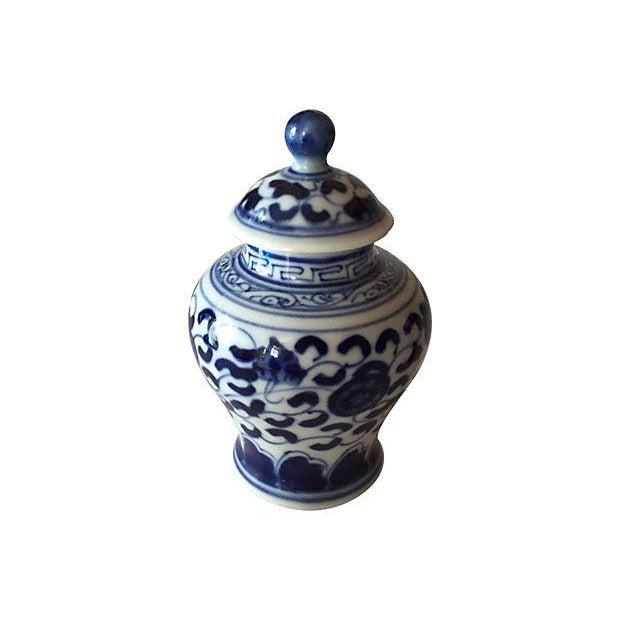 Chinese Blue & White Porcelain Bottles - Set of 3 - Image 3 of 5