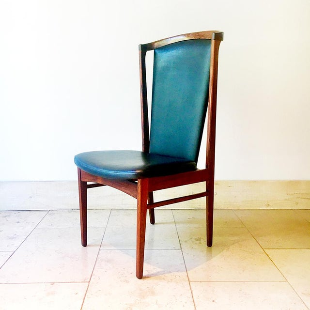 Substantial Danish Eric Buck Designed Desk Chair 1960s For Sale - Image 6 of 6