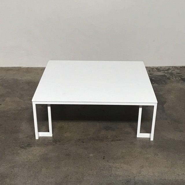 2000 - 2009 Modern Neri&Hu Gandia Blasco 'Jian' Outdoor Coffee Table For Sale - Image 5 of 5