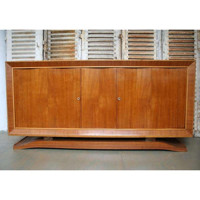 French 1940s Mahogany Sideboard - Image 2 of 11