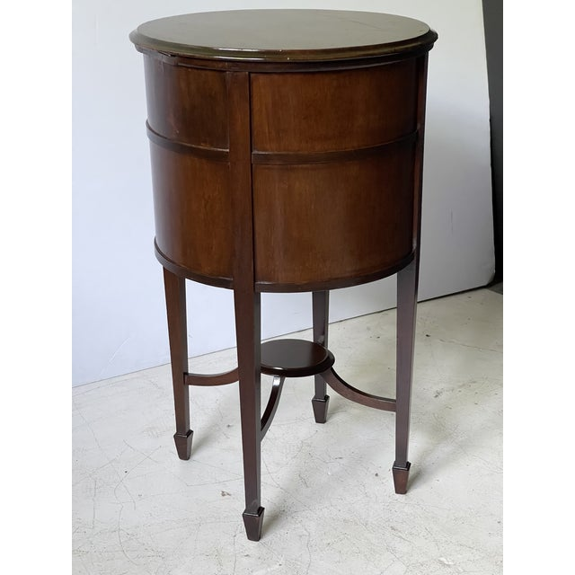 19th Century 19th Century English Georgian Side Table For Sale - Image 5 of 13