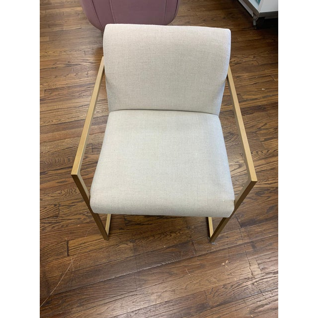 Contemporary Ashton Arm Chair For Sale - Image 3 of 7