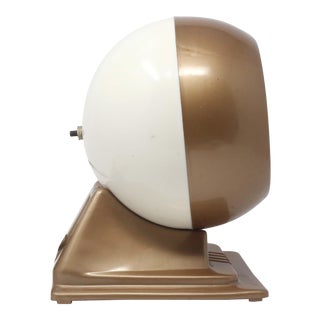 1960's Space Age Modern Sphere-Lite Table or Wall Lamp For Sale