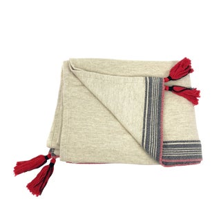 Boho Chic Calypso Throw Blanket For Sale
