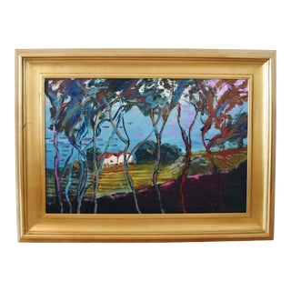 Juan Guzman, Camarillo California Landscape Seascape Oil Painting For Sale