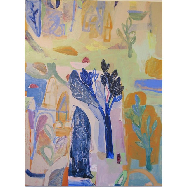 Lime Tree Painting by Andrew Portwood For Sale In New Orleans - Image 6 of 6