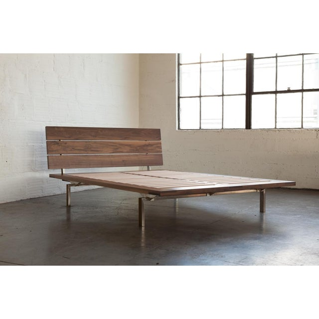 Mid-Century Modern TGM Queen Size Studio Bed For Sale - Image 9 of 9