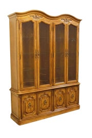 Image of French Country China and Display Cabinets