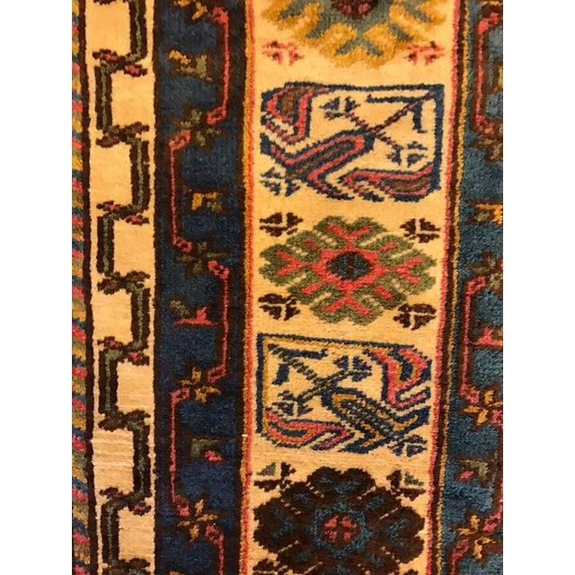 Semi-Antique Old Konya Anatolian Rug - 3'6'' x 6'2'' - Image 5 of 6